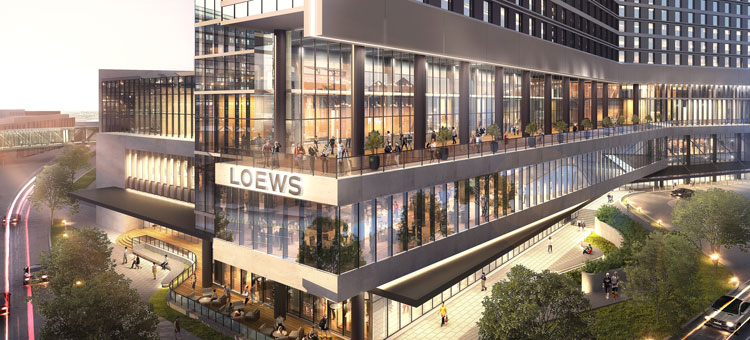 Loews Hotel and Convention Center
